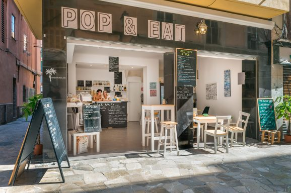 Pop and Eat