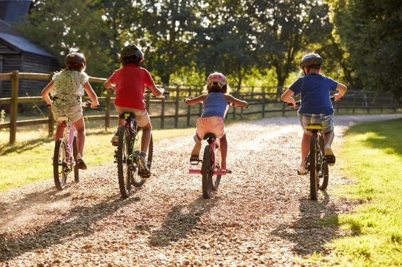 Mallorca-A Cycling Paradise for Children