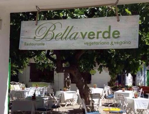 Restaurante Bellaverde: Vegetarian and Vegan food