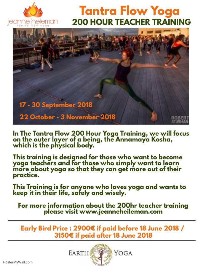 Yoga Teacher Training Mallorca