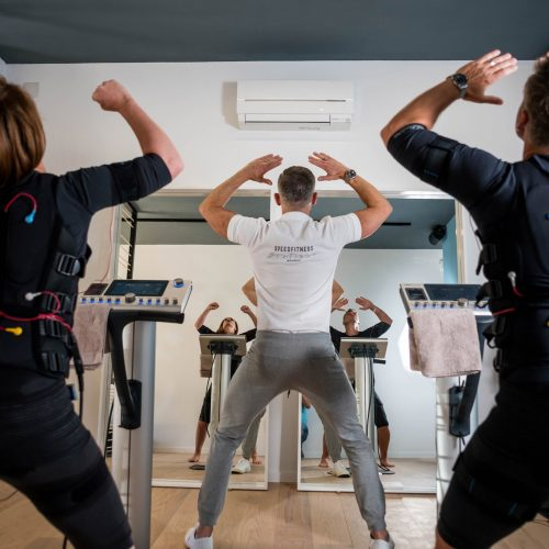 Speed Fitness - Nourish the Guide