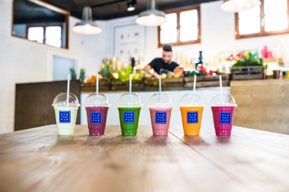 Simple Smart Food Bar