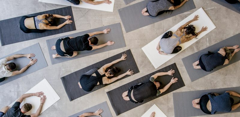 The benefits of yoga and meditation for stress reduction