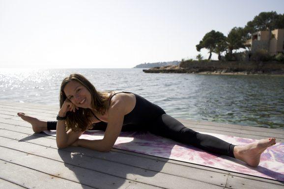 Mat Pilates with Deya Gavrailova